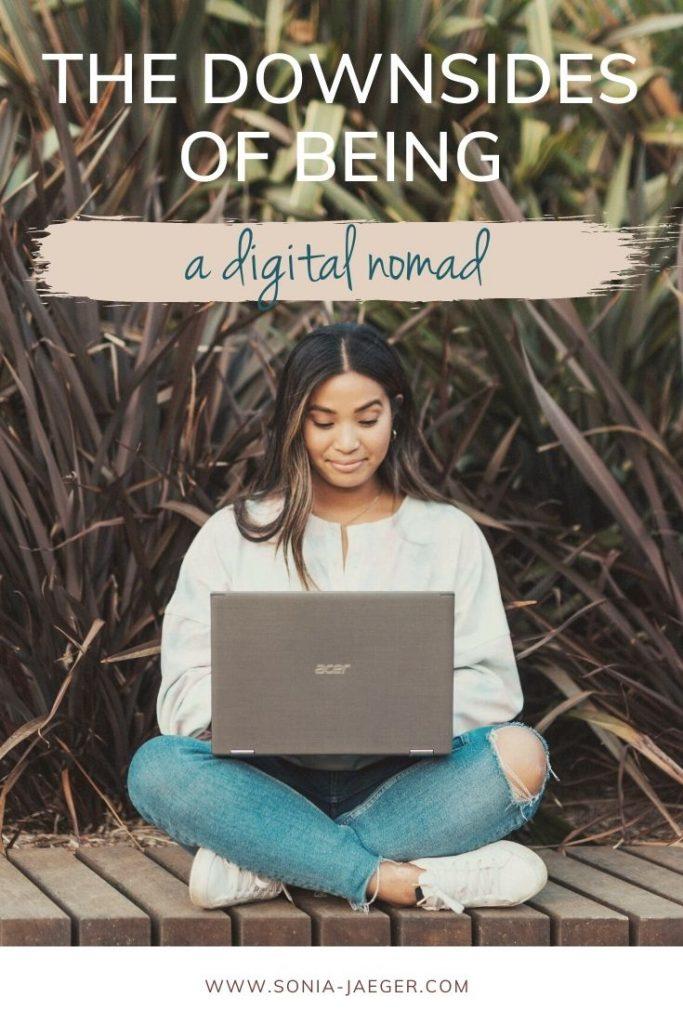 disadvantages of digital nomads