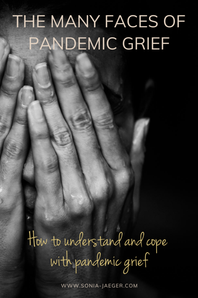 how to understand and cope with pandemic grief