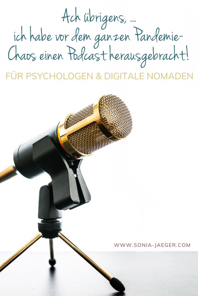 Podcast für Psychologen und digitale Nomaden