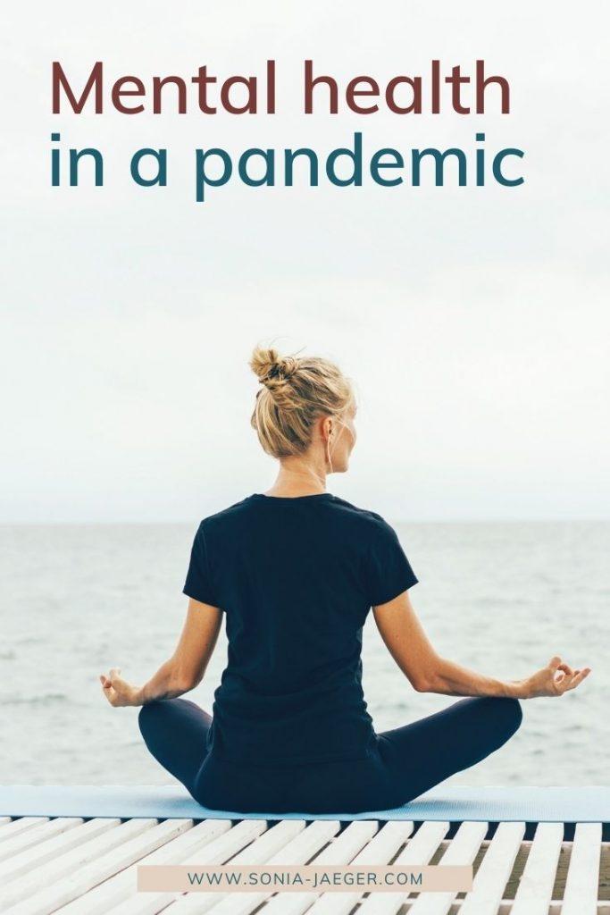 mental health in pandemic