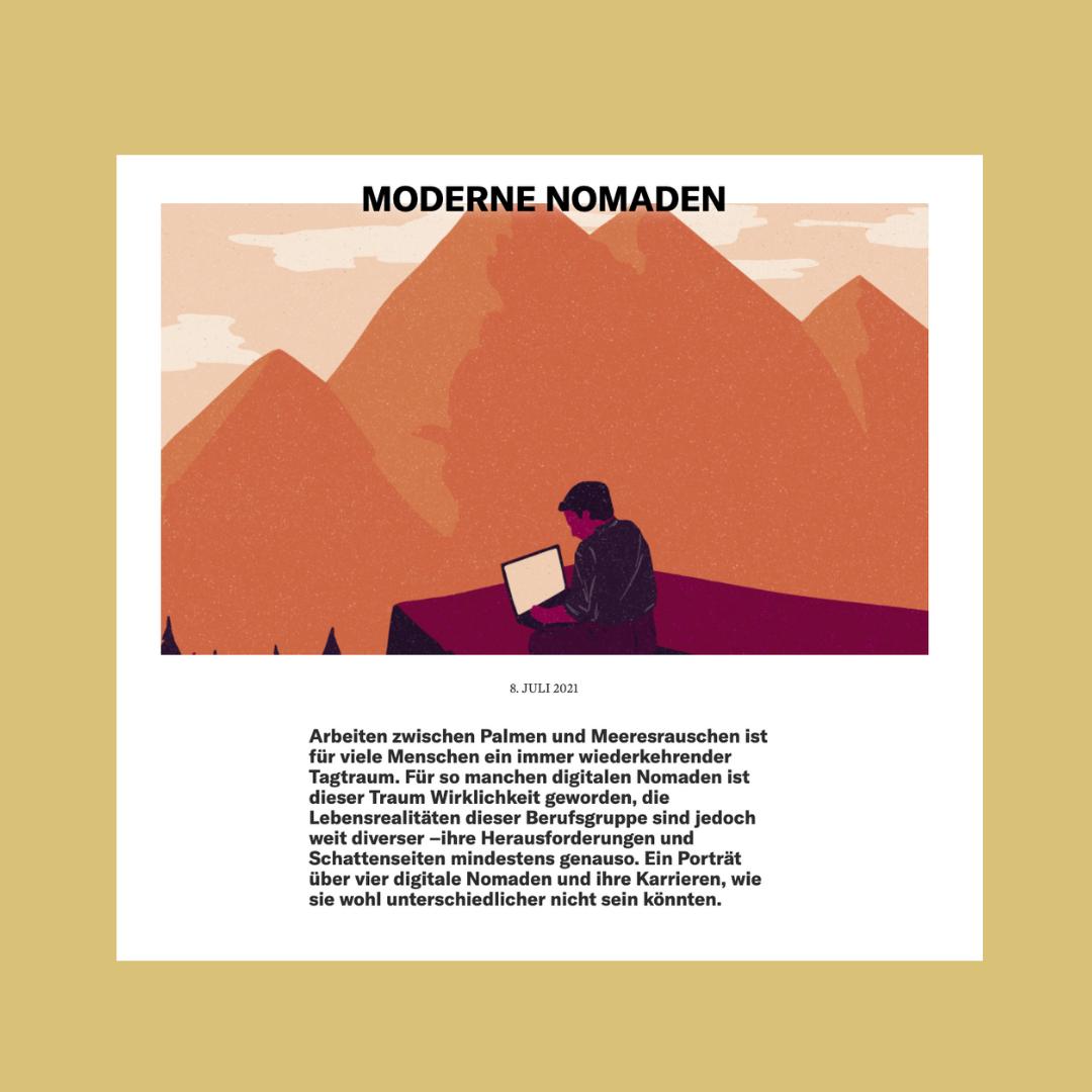 Forbes: Moderne Nomaden
